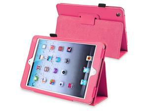 eForCity Leather Case Cover with Stand Compatible with Apple iPad Mini / iPad mini with Retina display (iPad Mini 2), Hot ...
