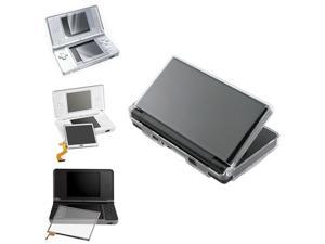 Top LCD + Bottom Touch Screen + Case + Film For NDS lite NDSL