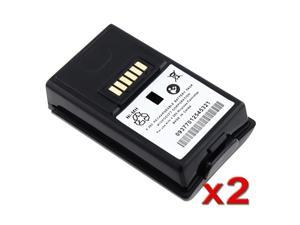 eForCity 2x Wireless 3600mAh Rechargeable Remote Controller Battery For Microsoft xBox 360