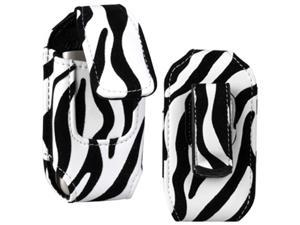 MYBAT Vertical Pouch (6515) (Zebra Skin) (NO Package)