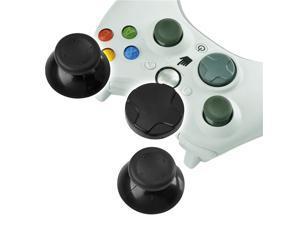 Controller Thumb Joysticks with D-Pad for Microsoft Xbox 360, Black