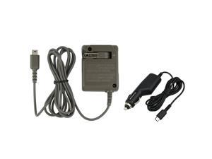 Combo Wall + Car Charger For Nintendo Ds Nds Lite Ndsl