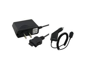 Car+Wall Charger Compatible With Samsung© Verizon SCh-U520 U410