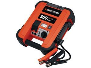 Black & Decker JUS300B 300 Amp Low-Profile Jump Starter