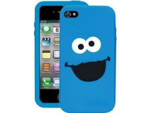 Dreamgear Isound-4667 Cookie Monster(Tm) Silicone Case compatible with iPhone®(R) 4/4S