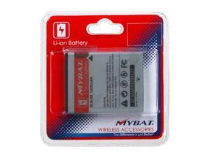 MYBAT Li-ion Battery compatible with Samsung© Focus S/GALAXY ATTAIN 4G/Rugby Smart