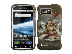 MYBAT Lizzo Cupid Phone Protector Cover for MOTOROLA MB865 (Atrix 2)