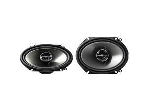 """PIONEER TS-G6844R 6"""" x 8"""" 250-Watt 2-Way Speakers"""