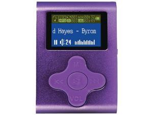 Eclipse Eclipse-Cld4Pl Cld 4GB Mp3 ,Purple