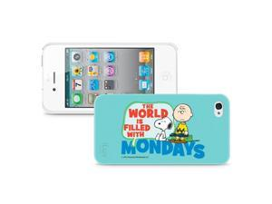 iLuv Peanuts Graphic Case compatible with Apple® iPhone® 4/4S