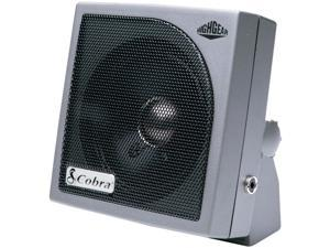 Cobra Hg S300 Highgear Noise-Canceling External Speaker