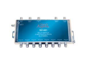 EAGLE ASPEN 501481 5-In x 8-Out Multi-Switch