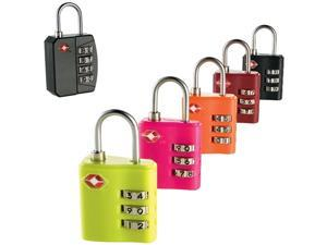 Travel Smart By Conair Ts396Ts Travel Sentry Ez Reader Combination Lock