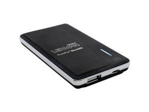 Lenmar PowerPort Wave 2400 mAh External Battery and Charger for Smartphones