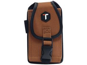 Tough Tested Tt-Rugged-Lt Rugged Pouch ,Tan