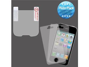 MYBAT Screen Protector Twin-Pack for ZTE F450 (Adamant)