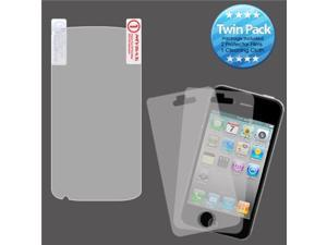 MYBAT Screen Protector Twin-Pack for HTC Sensation 4G