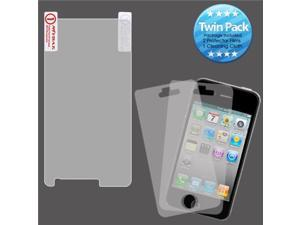 MYBAT 2-Pack Screen Protector compatible with Samsung© I997 (Infuse 4G)