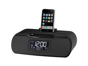 Sangean Rcr-10Bk Am/Fm Atomic Clock Docking Station compatible with iPod® ,Black