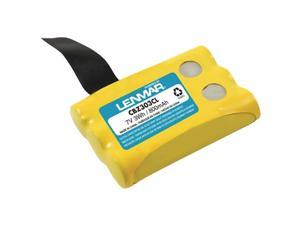 Lenmar Yellow 800 mAh Replacement Battery for Clarity C4220, C4230, C4230HS Cordless Phones CBZ303CL