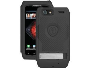 Trident Ams-Xt912-Bk R Kraken Ams Case With Holster Bundle for Motorola Droid Razr Maxx ,Black
