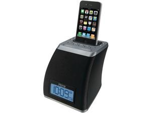 Ihome Ip21Gv Spacesaver Alarm Clock compatible with iPhone/iPod