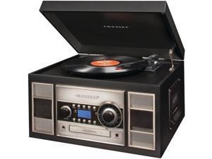 Crosley Memory Master II CD Recorder CR2413A-BK
