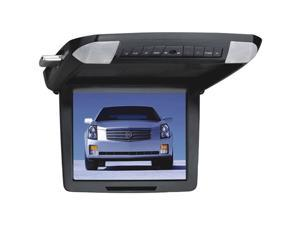 "Power Acoustik Pmd-121Cmx 12.1"" Tft/Lcd Ceiling-Mount Monitor With Dvd & Color Skins"