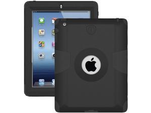 Trident AMS-NEW-IPAD-BK Kraken AMS Case for iPad - 1 Pack - Retail Packaging - Black