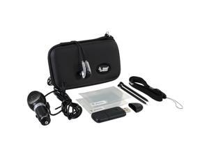 Dreamgear Dgdsi-1932 9-In-1 Bundle For Nintendo DSi, Black
