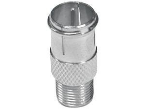 Eagle Aspen Fq-5-Zb Push-On F Connector, 100-Pack