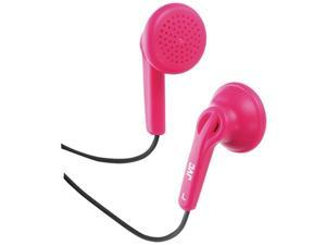 Jvc Ha-F10C-P Earbuds With Hard Carrying Case (Pink)