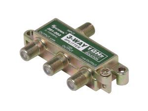 Steren 201-203 1 Ghz 90 Db Splitter ,3 Way