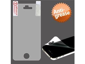 Anti-grease LCD Screen Protector / Clear for Apple iPhone 4S / 4