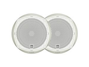 "Dual Dmp670 6.5"" Poly Marine Dual Cone Speakers"