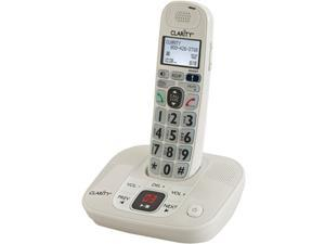 CLARITY 53712 Clarity 53712 000 amplified cordless phone system with digital answering system