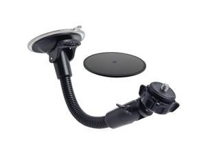 "Arkon Cmp220 8.5"" Windshield Gooseneck Mount For Cameras"