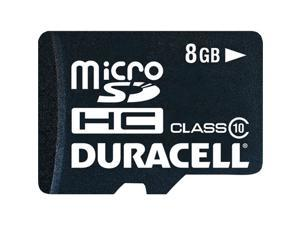 Duracell Du-3In1C1008G-C Microsd(Tm) Cardith Universal Adapter (8Gb)