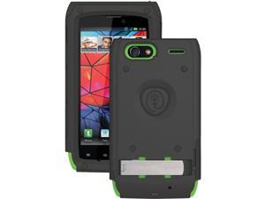 TRIDENT Motorola DROID RAZR Kraken AMS Case with Holster Bundle, Green