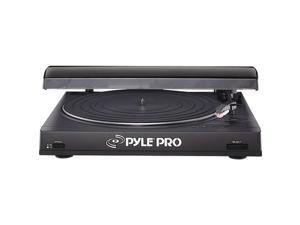Pyle PLTTB2U Professional Belt Drive Turntable with USB Interface