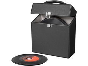 CROSLEY CR4006A-BK Platter Pak 45 Rpm Carrying Case (black)