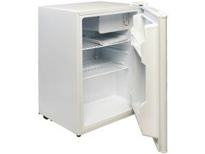 Magic Chef Mcbr240W 2.4 Cubic-Ft Refrigerator  , White
