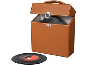 Crosley Radio Cr4006A-Ta Platter Pak 45 Rpm Carrying Case,Tan