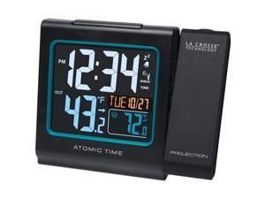 La Crosse Technology 616-146 Projection Alarm W/Color Display
