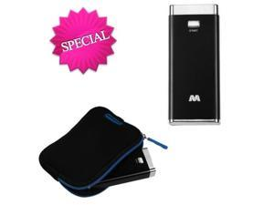 MYBAT Black Li-ion Power Bank (5600 mAh)