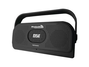 Pyle Pbtw20Bk Surf Sound Waterproof Wireless Bluetooth Stereo Speaker ,Black