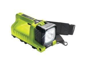 PELICAN 9410-021-245 9410L Rechargeable High Performance LED Lantern with 1131 Lumens ,Bright Yellow