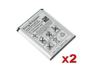 2 x Sony Ericsson W950 / Z750 / Z760 / K550i / K660i Standard OEM Battery BST-33