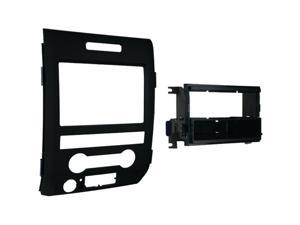 METRA 99-5820B 2009 & Up Ford F-150 Single or Double DIN Installation Kit