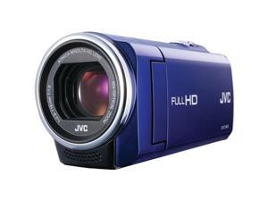Jvc Gze10Aus 1.5-Megapixel 1080P High-Definition Everio Gze10Aus Digital Video Camera ,Blue